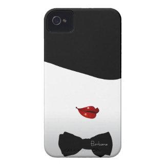 Venez dans le rétro cas de l'iPhone 4 de cabaret Coques iPhone 4