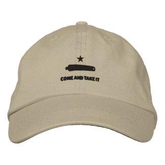 Venez le prendre a brodé le casquette casquette brodée
