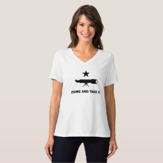 """""""Venez le prendre"""" pour des scientifiques T-shirt"""