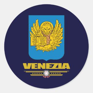 Venezia (Venise) Sticker Rond