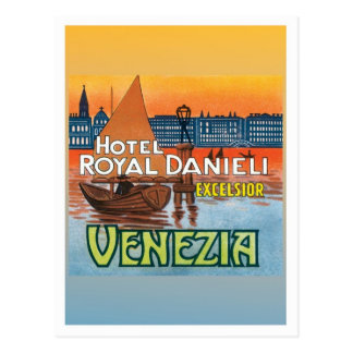 Venezia vintage Italie Cartes Postales