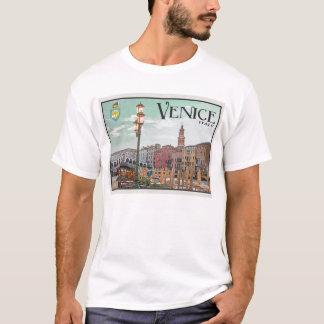 Venise - canal grand et pont de Rialto T-shirt