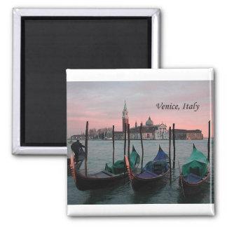 Venise, Italie 2 (par St.K.) Aimants Pour Réfrigérateur