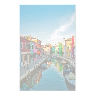 Venise, Italie Papier À Lettre Personnalisable
