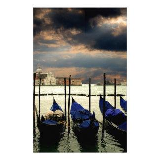 Venise, Italie Papier À Lettre