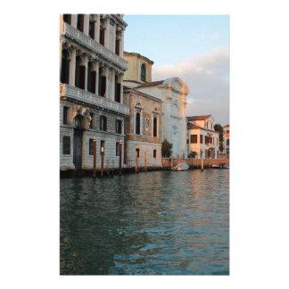 Venise, Italie Papier À Lettre Customisable