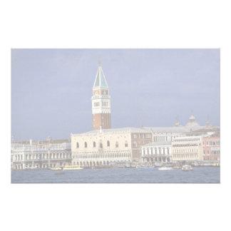 Venise, Italie Papier À Lettre Personnalisé