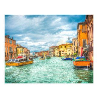Venise Italie Prospectus Customisé