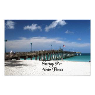 Venise la Floride Papier À Lettre Customisé