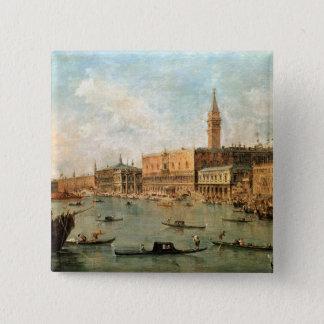 Venise : Le Palais des Doges et le Molo du Ba Pin's