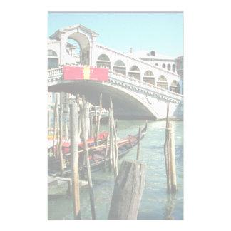 Venise Papier À Lettre Personnalisé