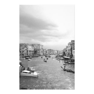Venise Papier À Lettre Customisé