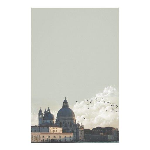 Venise stationnaire papier à lettre personnalisé