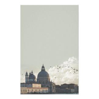 Venise stationnaire papier à lettre