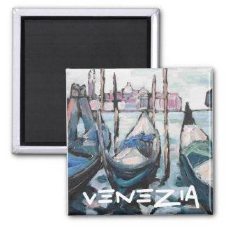Venise, Venezia Magnet Carré