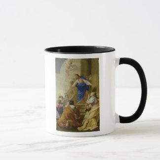Venite en tant que moi Omnes Mug