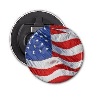 Vent de ondulation Etats-Unis patriotiques de Ouvre-bouteilles
