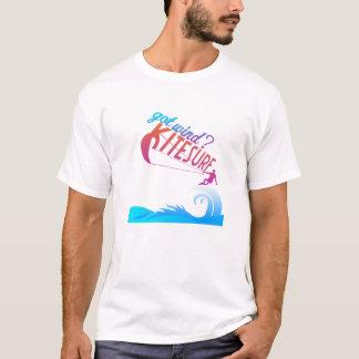 Vent obtenu ? Kitesurf T-shirt