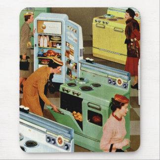 Vente au détail vintage d'affaires, magasin de tapis de souris