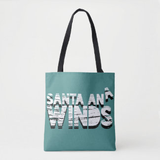Vents saisonniers de Santa Ana Sac