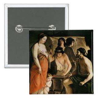 Vénus dans la forge de Vulcan, 1641 Badges