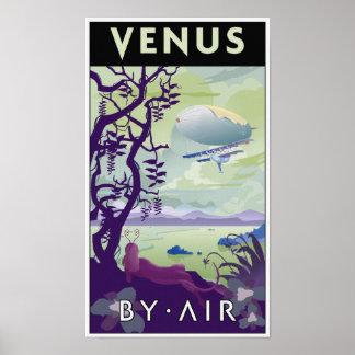 Vénus par avion posters
