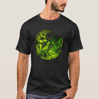 Ver en spirale de Fractoid. 1 T-shirt