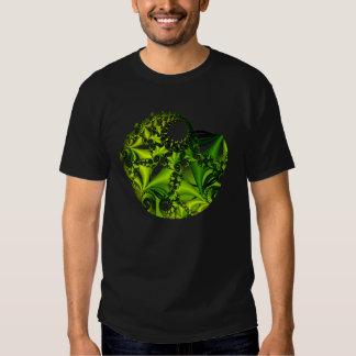 Ver en spirale de Fractoid. 1 T-shirts