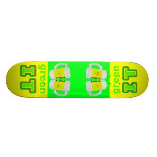 verdissez-LE les verres de bière de gibsphotoart d Skateboard 19,7 Cm