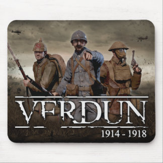 Verdun Mousepad Tapis De Souris