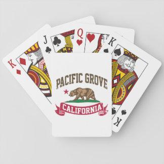 Verger Pacifique la Californie Cartes À Jouer
