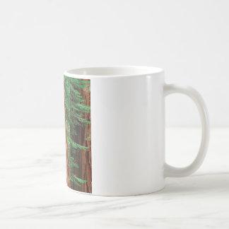Verger Yosemite de Mariposa de séquoia géant Mug