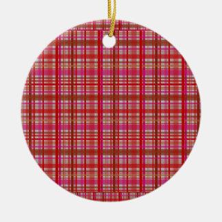 vérifiez la décoration de Noël d'impression