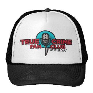 Véritable casquette de camionneur de club de fan