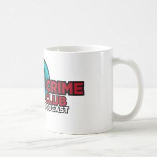Véritable tasse de club de fan de crime