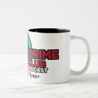 Véritable tasse officielle de membre du club de