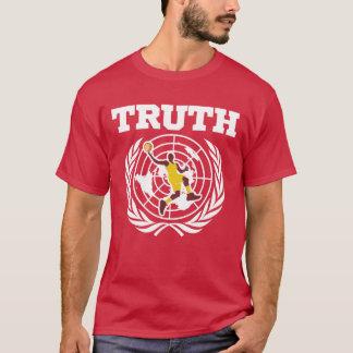 Vérité plate de la terre - EXCELLENTE CONCEPTION T-shirt