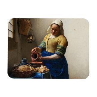 Vermeer l'aimant de trayeuse magnet rectangulaire