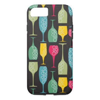 Verre à vin coque iPhone 7