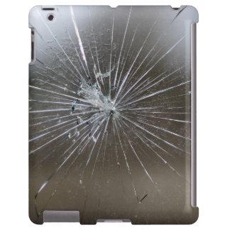 Verre cassé coque iPad