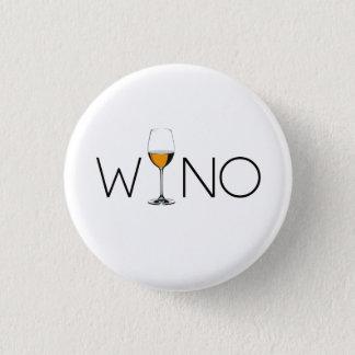 Verre d'amateur de vin de Wino Badges