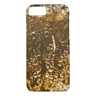 Verre de pétillant coque iPhone 7