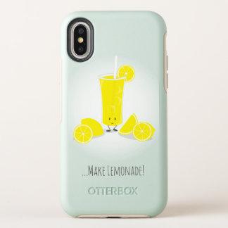 Verre de sourire | de limonade