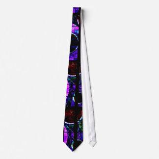 Verre souillé d'Apollo Cravates