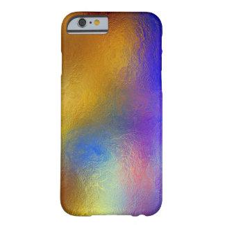 Verre souillé, fenêtre brillante colorée coque iPhone 6 barely there