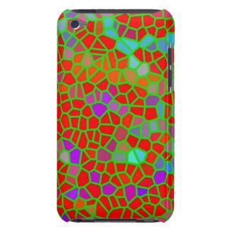 Verre souillé multicolore coque iPod Case-Mate