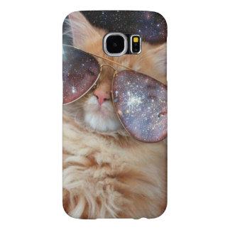 Verres de chat - chat de lunettes de soleil -