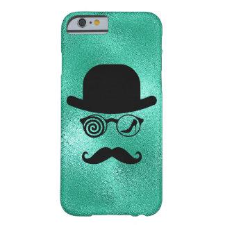Verres de moustaches de coureur de jupons de loup coque iPhone 6 barely there