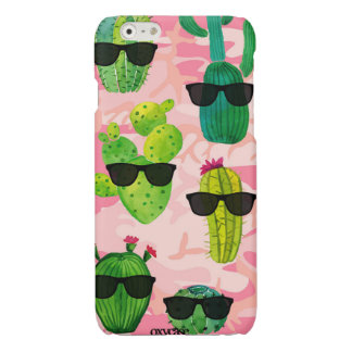 Verres de Sun frais de vert d'été de l'iPhone 6/6s