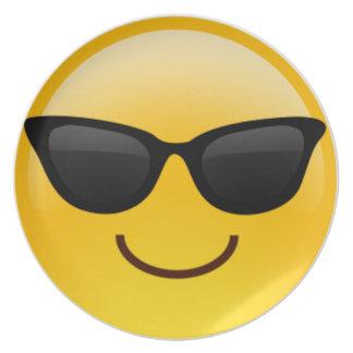 Verres Emoji Assiette